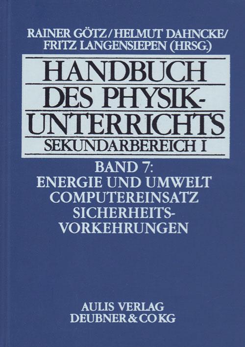 Handbuch des Physikunterrichts S I