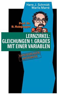 Lernzirkel: Gleichungen 1. Grades mit einer Variablen
