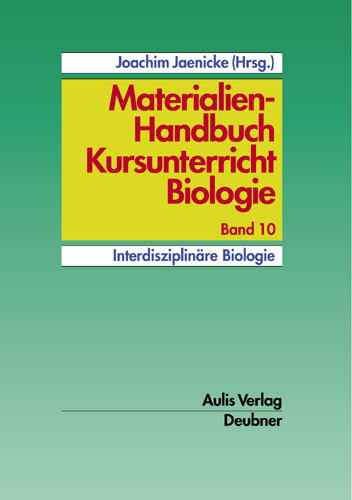 Materialien-Handbuch Kursunterricht Bio