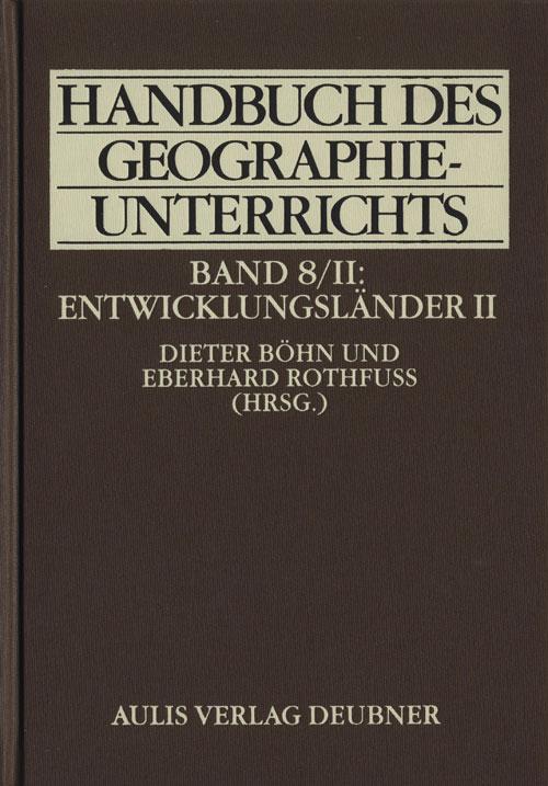 Handbuch des Geographieunterrichts