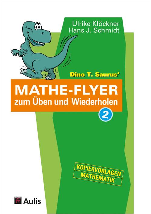Mathe-Flyer 2 zum Üben und Wiederholen