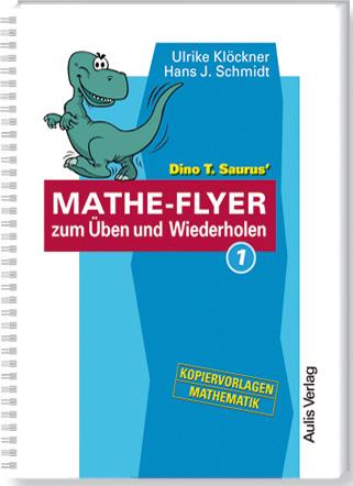 Mathe-Flyer 1 zum Üben und Wiederholen