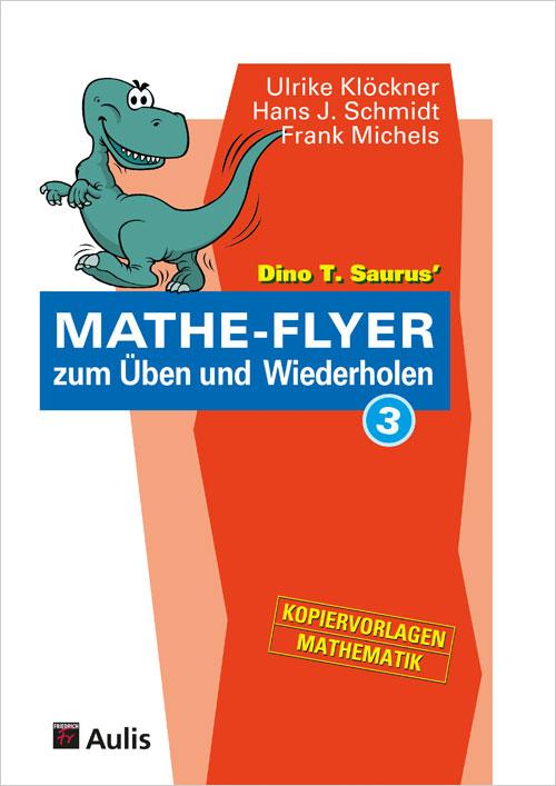 Mathe-Flyer 3 zum Üben und Wiederholen