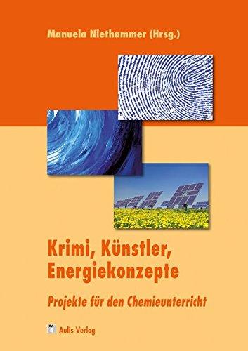 Krimi, Künstler, Energiekonzepte mit CD
