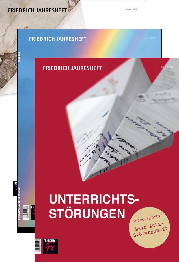 Friedrich Jahresheft - Jahres-Abo