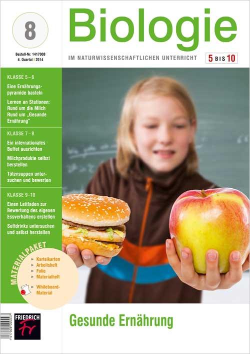Gesunde Ernährung - digitales Heft