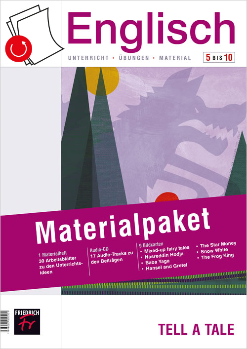 Tell a tale – digitales Materialpaket