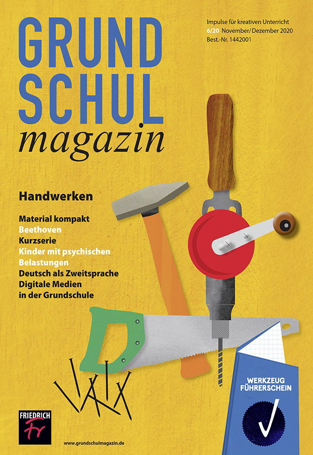 Grundschulmagazin - Jahres-Abonnement