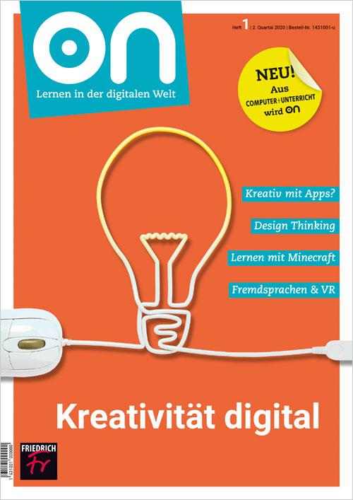 Zur digitalen Ausgabe: on. Lernen in der digitalen Welt