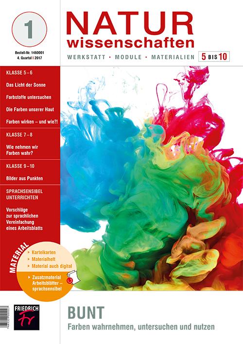 Naturwissenschaften 5-10 - Jahresabo mit Prämie