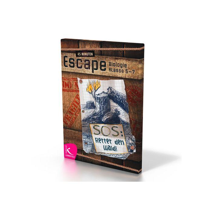45 Minuten Escape – SOS: Rettet den Wald!