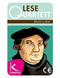 Lesequartett Martin Luther