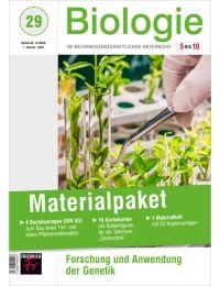 Forschung und Anwendung der Genetik – Materialpaket