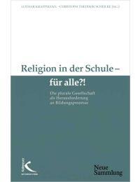Religion in der Schule – für alle?!