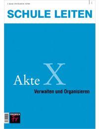 Verwalten und Organisieren – Akte X