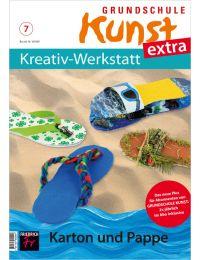 Grundschule Kunst extra: Kreativ-Werkstatt 7/20