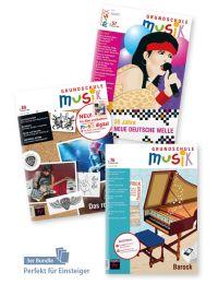 Musik unterrichten: Musikstile