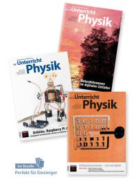 Physik unterrichten: Digitale Medien