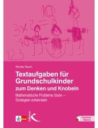 Textaufgaben für Grundschulkinder zum Denken und Knobeln