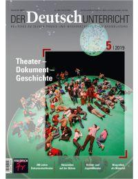 Theater – Dokument – Geschichte