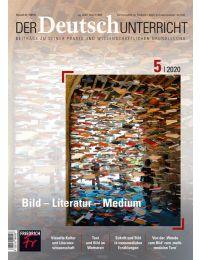 Bild -- Literatur -- Medium