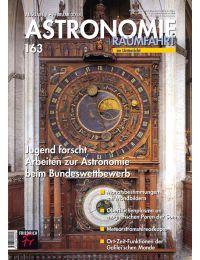 Jugend forscht – Arbeiten zur Astronomie beim Bundeswettbewerb