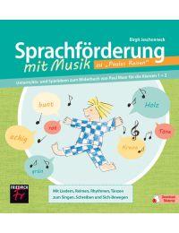 """Sprachförderung mit Musik zu """"Paulas Reisen"""""""