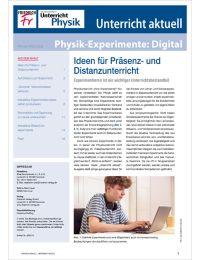 Unterricht aktuell: Physik-Experimente: Digital